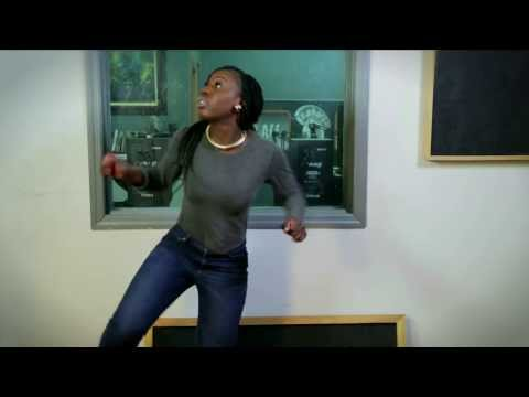 Martha Sneh Shows Her Dance Moves