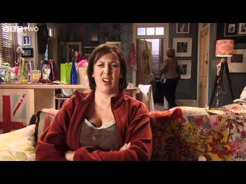 Friends With Fruit - Miranda Series 2 Episode 1 - BBC Two