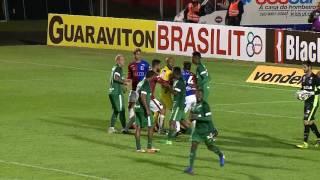 Série B: Paraná vence o Goiás no Estádio Durival de Brito
