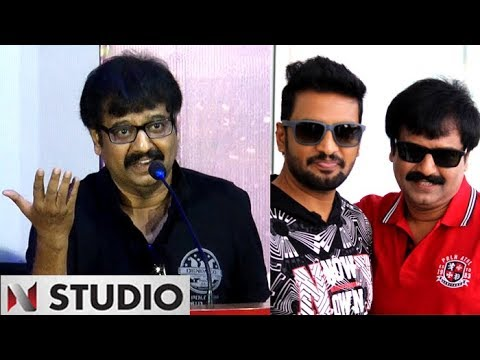 """Me comedian for Santhanam"" 
