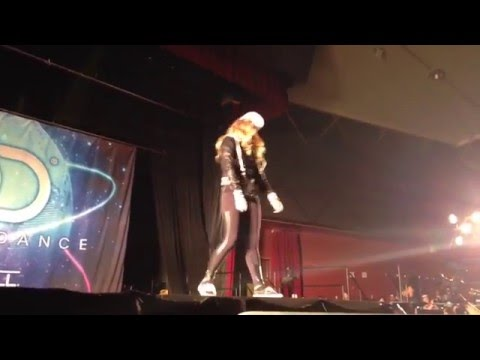 CHACHI GONZALES - WORLD OF DANCE SAN DIEGO...