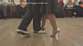 Campeones mundiales 2004 tango salon Osvaldo y Coca