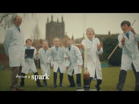 Hereford Cathedral School Official Video   #BecomeHCS