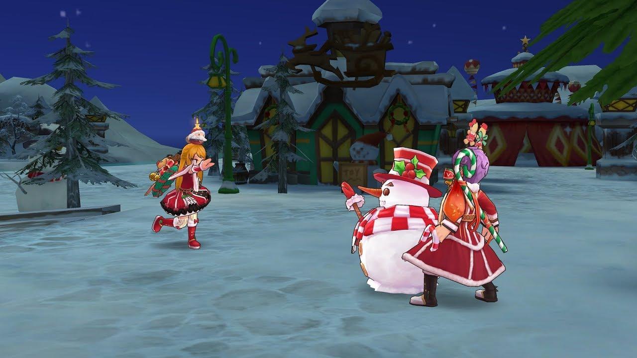 Ragnarok M Eternal Love Christmas Costume Reviews