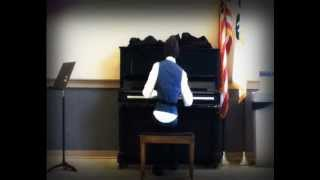 Happy Birthday piano medley (Andrew Johnson inspired)