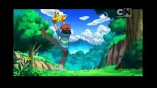 Pokémon Black and White Song Video Opening theme [CN India] HINDI