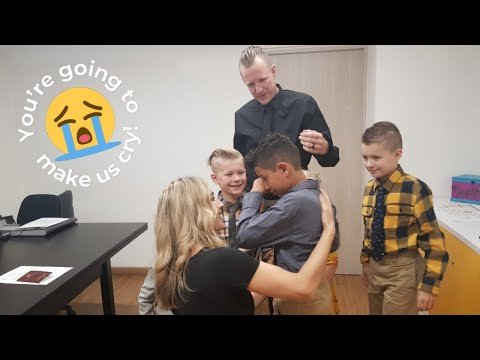 Colombian Orphan Finally Reunited With Adopted Family