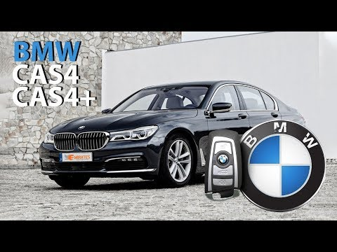 Reading & Programming BMW CAS4 CAS4+ With VVDI2 By OBD Cable