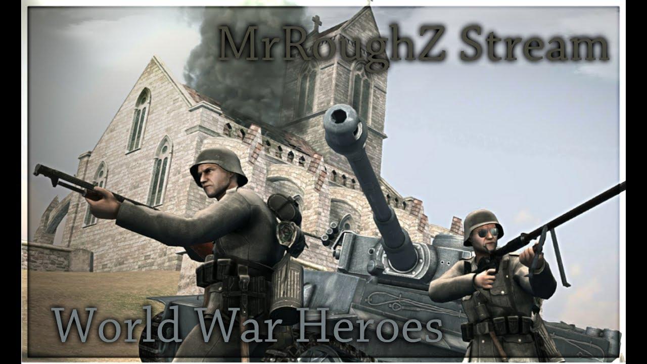 A War Stream German