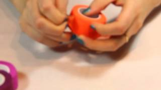 Обзор товара - защитная лента для пальцев мастера