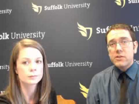 Suffolk University - Life on Campus for international students