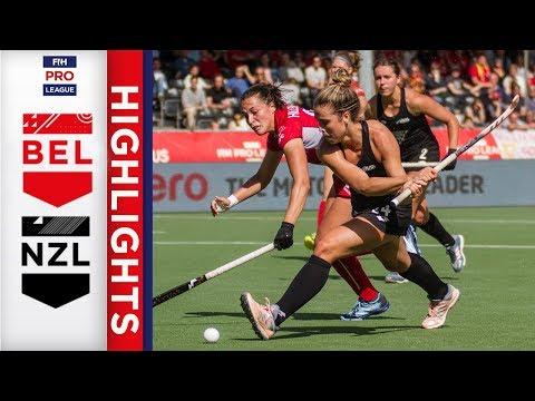 Great Britain v Netherlands   Week 22   Women's FIH Pro