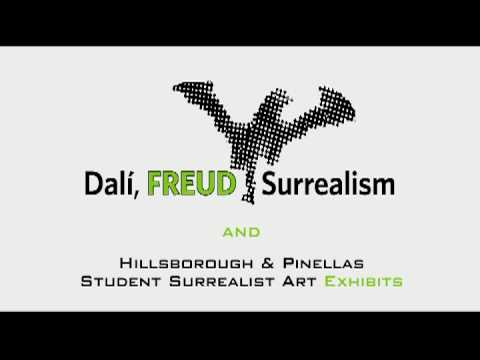 Dali, Freud & Surrealism Exhibit at The Dali Museum