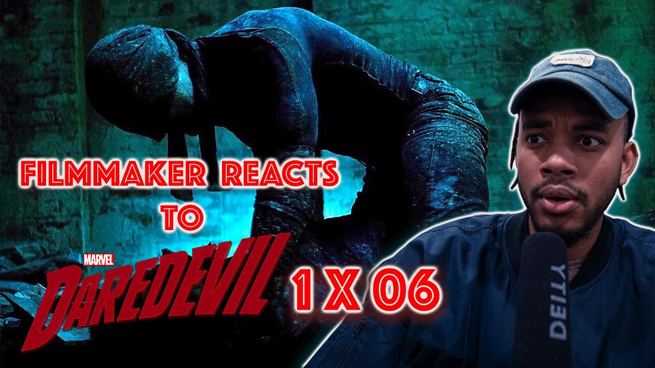 Download FILMMAKER REACTS to DAREDEVIL Season 1 Episode 6: Condemned