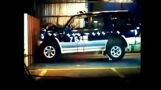 Mitsubishi Pajero Wagon 1991 Test