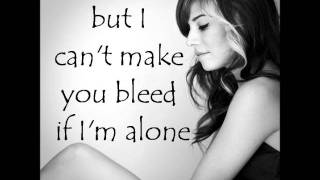 Arms - Christina Perri (Lyrics)