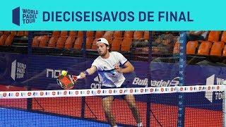 Resumen Dieciseisavos de Final (tarde) Estrella Damm Valencia Open 2019