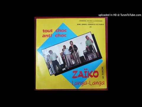 Zaiko Langa Langa, Guitarist Roxy Tshimpaka, etc: En Europe (1984)