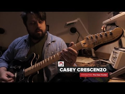 Casey Crescenzo and his new Tronical Tune