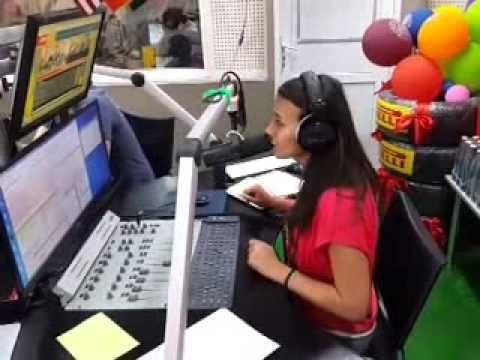 Radio Aurora 100.7 FM. Сос Джанибекян
