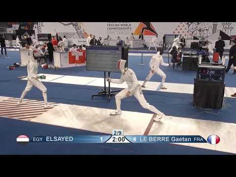 Cairo Worlds 2021 JME Team - L8 - Egypt v France