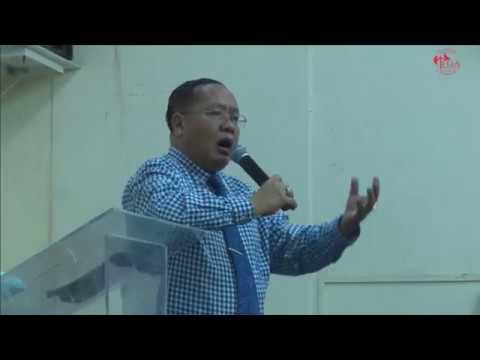 Rev. Dr. Dam Suan Mung on November 26, 2017 (M)
