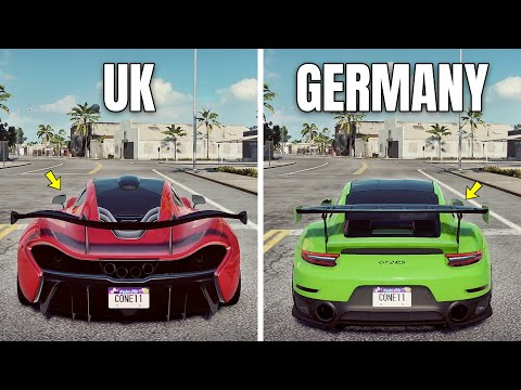 NFS Heat: GERMANY VS UK (WHICH IS FASTEST?) |