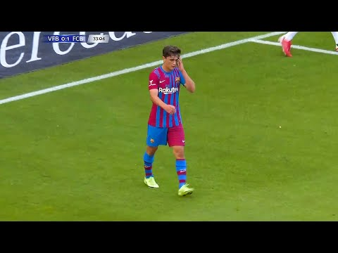 Download 16-Year-old Gavi vs Stuttgart (31/07/2021) HD