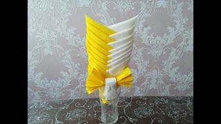 Как красиво сложить САЛФЕТКИ для сервировки стола / How to fold NAPKINS beautifully