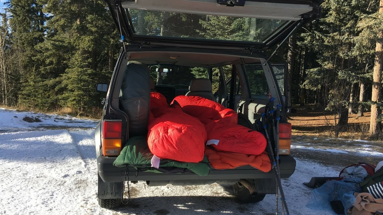 Our Winter Camping Gear, Setup and Tips | Backcountry ...