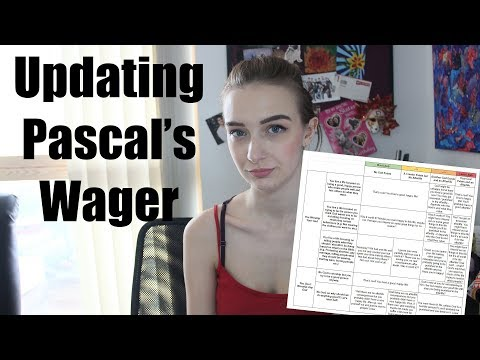 Updating Pascal's Wager