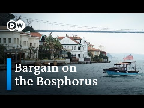 Turkey: Luxury villas on the Bosphorus going cheap | DW News