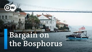 Turkey: Luxury villas on the Bosphorus going cheap