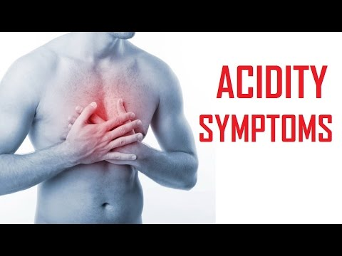 10 Top Early Signs Of Acidity | 10 Acidity Symptoms