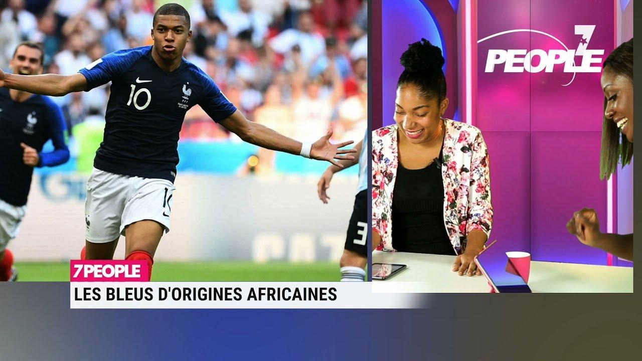 16 Joueurs d'origines Africaines chez Les bleus. 7 Entertainment Television.