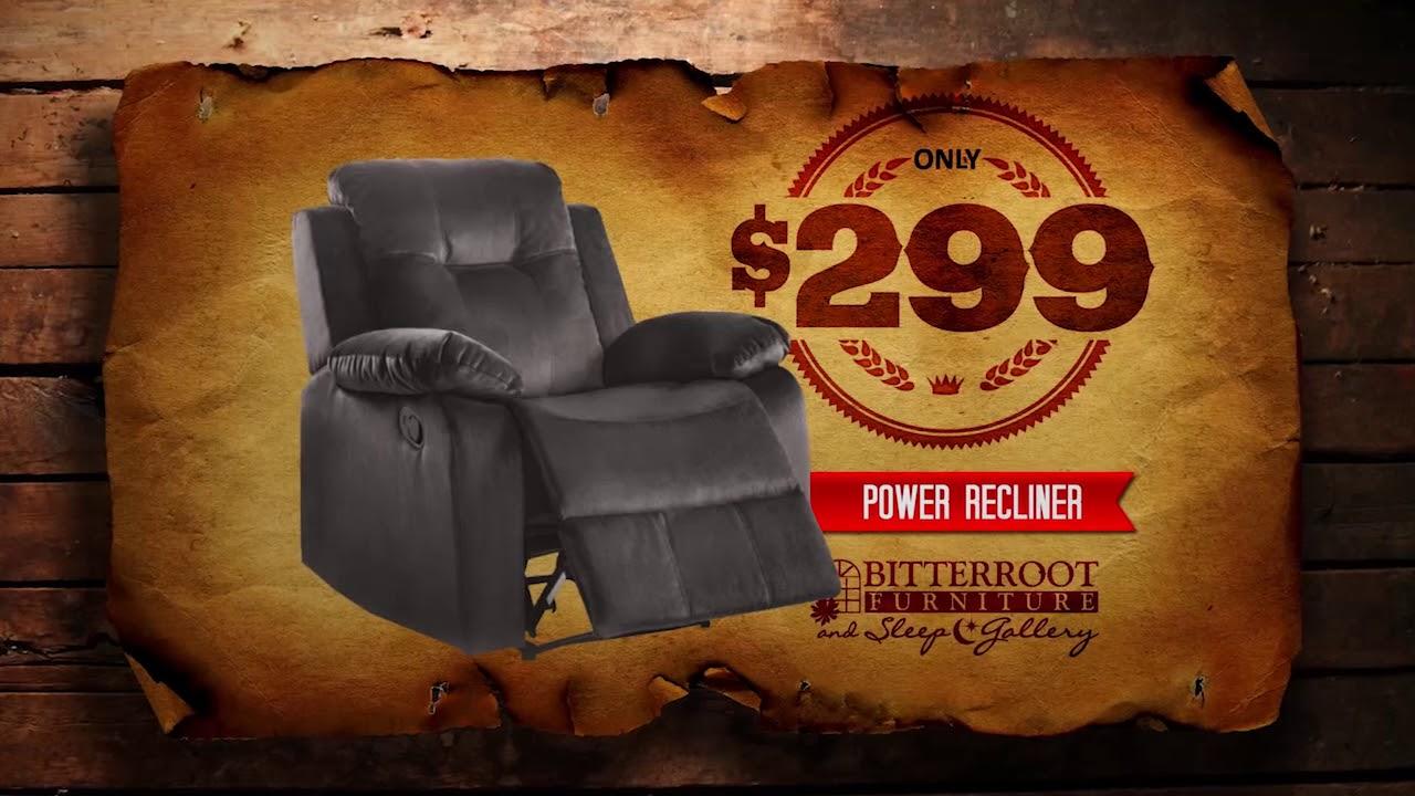 Bitterroot Furniture Rodeo