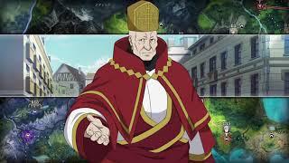 War World グランクレスト戦記 オゼール森林要塞攻略+ストーリー⑥ アデーレ闇君主ルートアフターストーリー・6