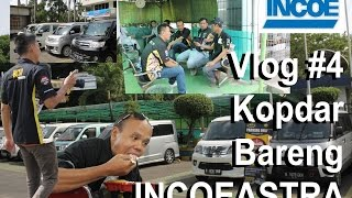 Vlog #4 Support JAMNAS IV Road To Bali 2016 By INCOE
