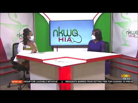 LUPUS: Causes, Effects and Treatment - Nkwa Hia on Adom TV (18-5-21)