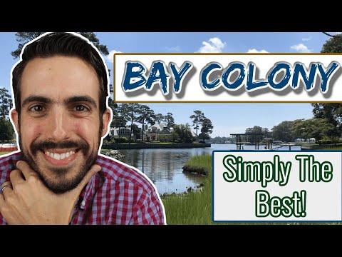 Bay Colony - Living In Virginia Beach's Most Prestigious Neighborhood