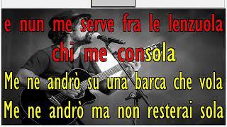 Alessandro Mannarino e STATTE ZITTA Karaoke (Sincro by QdK)
