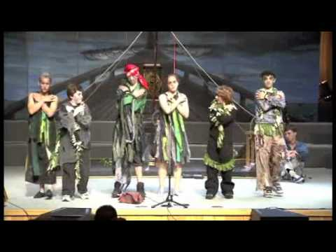 Clintonville Academy- To Be or Not to be a Pirate, 2011 Zombie Dance with Cole Rietenbach!!!!