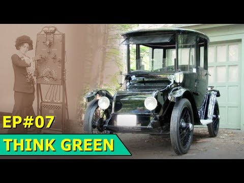 Old Electric Car | Antarctic Design | Finland Marine | Marine Life | Think Green : Episode 7