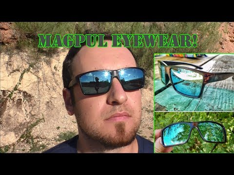 """Magpul Sunglasses Unboxing & Review: """"Eyewear"""" For Operators"""
