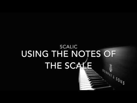 GCSE MUSIC REVISION -  Describing a melody