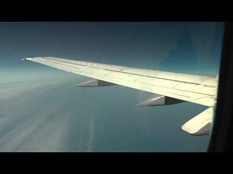 Fear of flying: Manchester - Frankfurt Full Flight with ATC Lufthansa 737-300