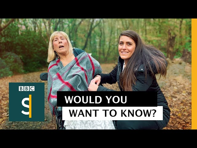 This Test Will Reveal My Future ¦ BBC Stories
