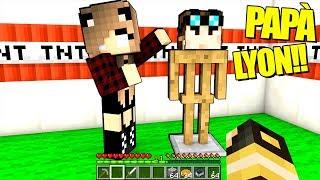 HO SCOPERTO DI AVERE UNA FIGLIA!!! - Minecraft GRIEF