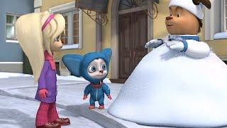 Барбоскины - Ура!Пришла зима! (трейлер)