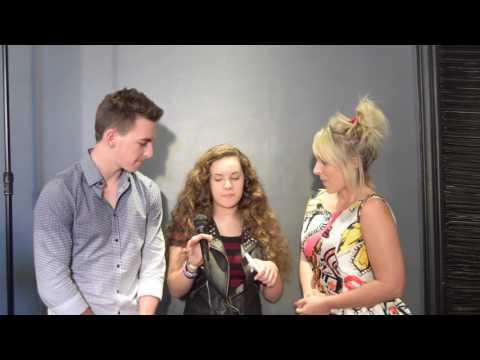 Cali Interviews with Mandy Rain and Jon Klaasen at cinco 4